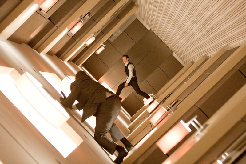 Illustration for article titled Inception will thrill you, then change the way you watch movies