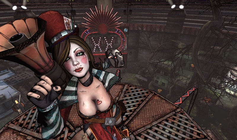 Illustration for article titled Borderlands Mad Moxxi's Underdome Riot Preview: Eyond Underdome