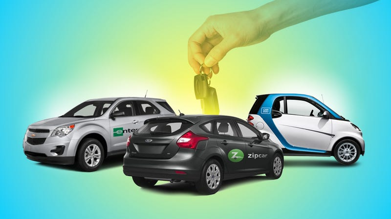 Illustration for article titled How Can I Tell Which Car Sharing Service Is Right for Me?