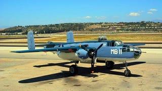 PBJ-1 (Navy B-25) Restoration