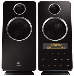 Illustration for article titled Logitech Z10 Interactive Speakers Reviewed (Verdict: Interactively Flat)