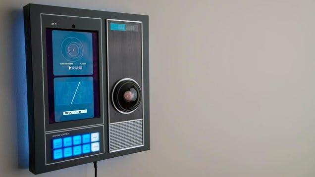 A Pandemic-Induced Bankruptcy Killed the HAL-9000 Smart Speaker