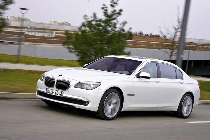 BMW Li V Power For A V Price - 2009 bmw 760li for sale