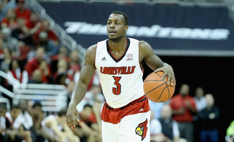 Illustration for article titled Louisville's Chris Jones Charged With Rape