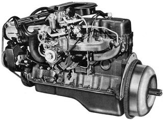 Illustration for article titled Engine of the Day: AMC Straight Six