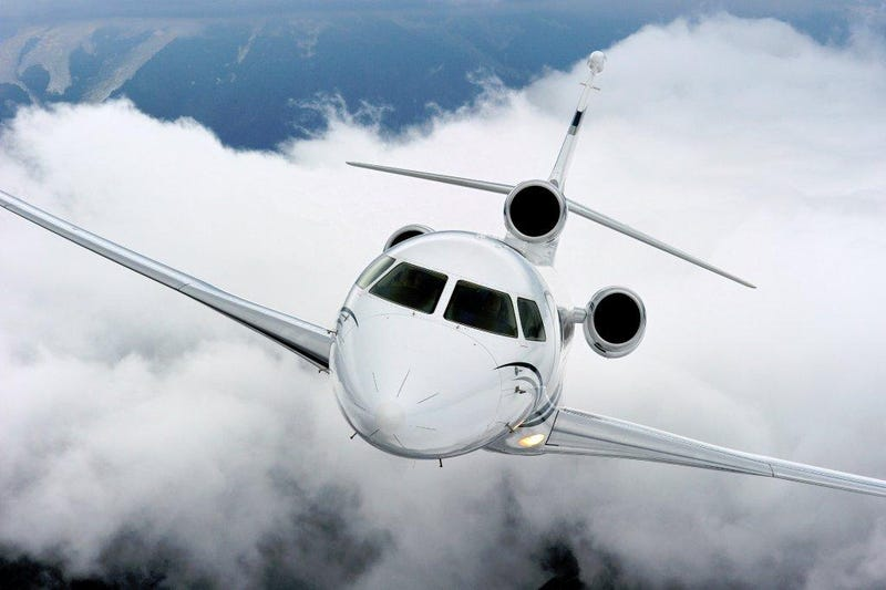 Illustration for article titled Dassault Falcon