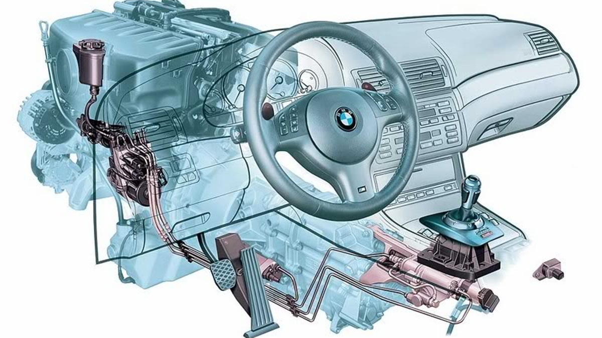 How To Own A Bmw E46 M3 With Proper Manual For Next Nothing Location Of Starter 08 328i Engine Diagram