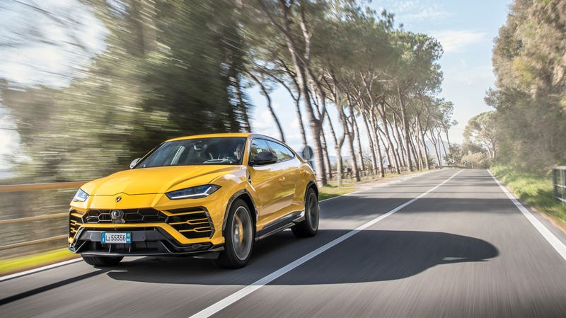 Illustration for article titled What Do You Want to Know About the Lamborghini Urus?