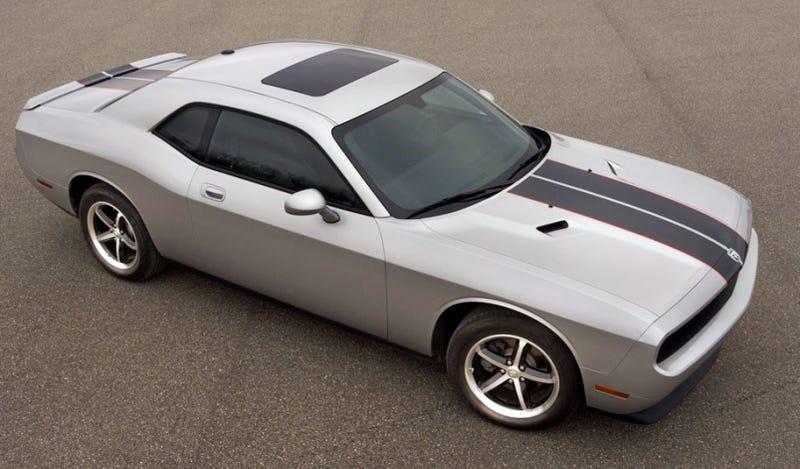 2009 Dodge Challenger Se Rallye Package Adds Sorely Needed Fifth Cog