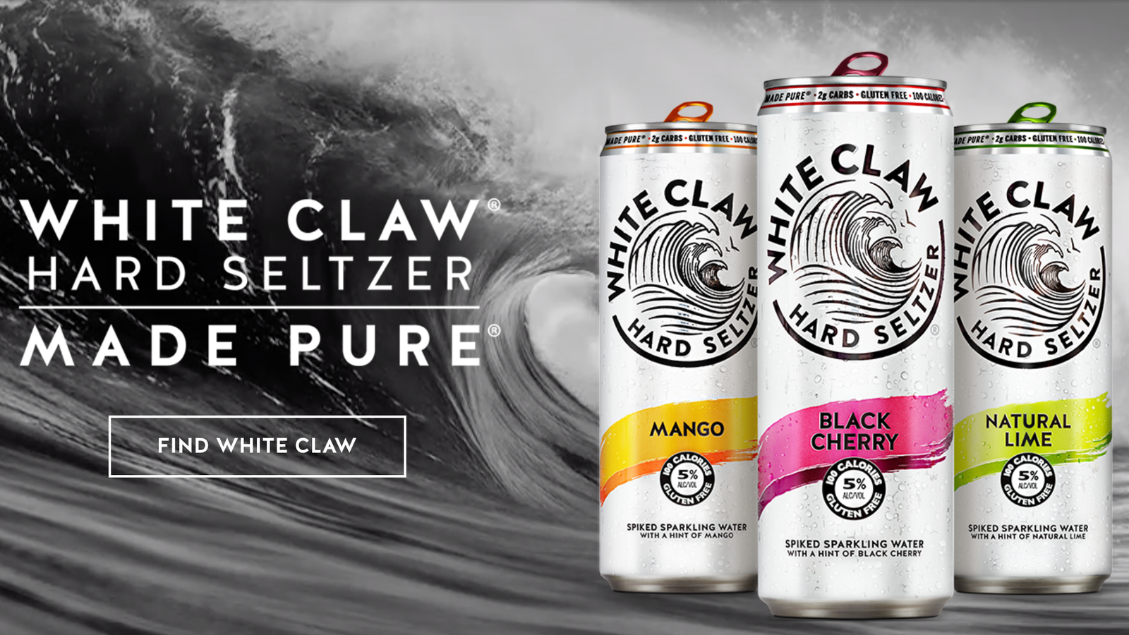 There's a White Claw National Shortage
