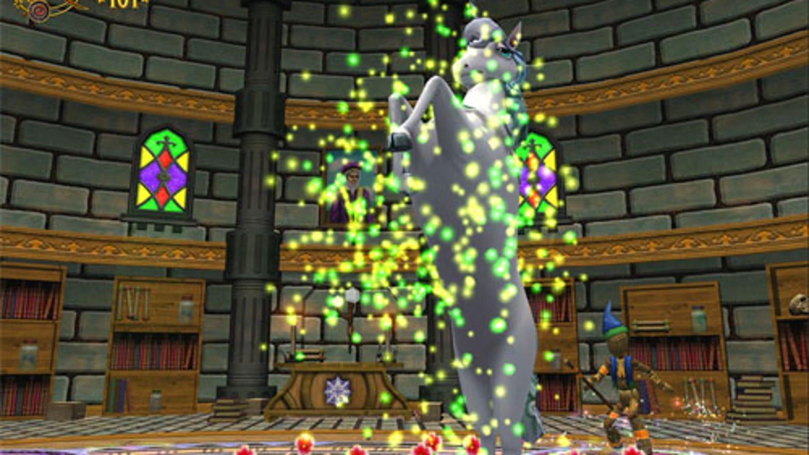 Wizard101 Enters Open Beta