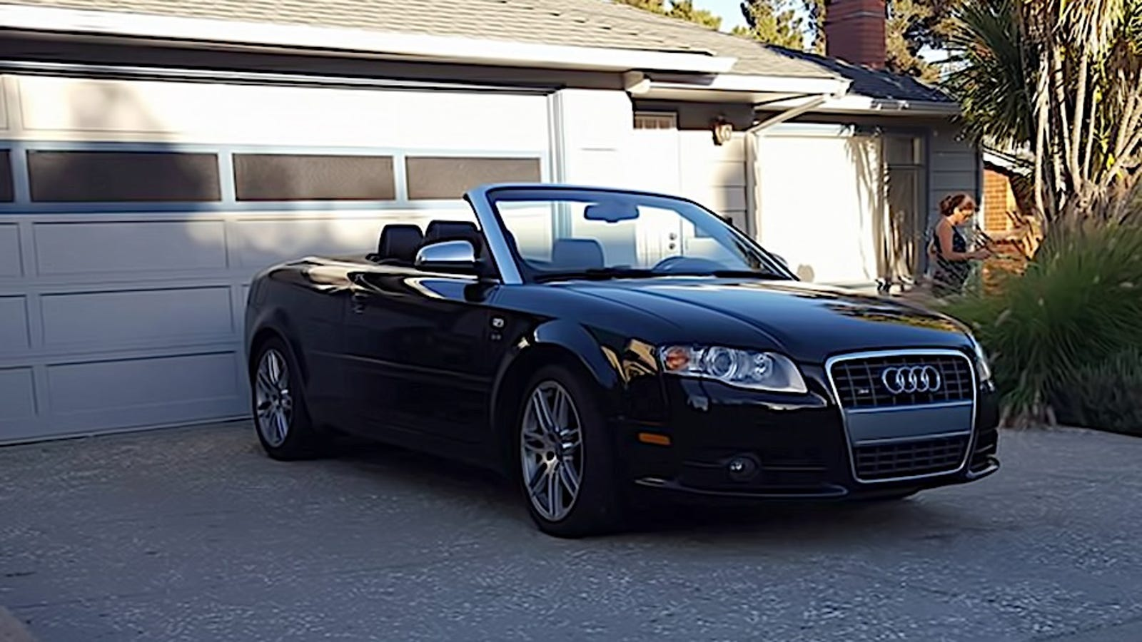 For $13,500, Could This 2008 Audi S4 Cabriolet Make You The Torque Of The  Town?