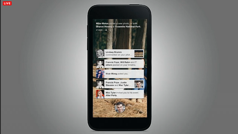 Illustration for article titled Facebook Home Brings a Friend-Focused Home and Lock Screen to Android