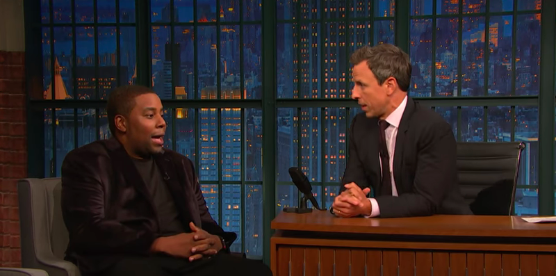 Kenan Thompson, Seth Meyers