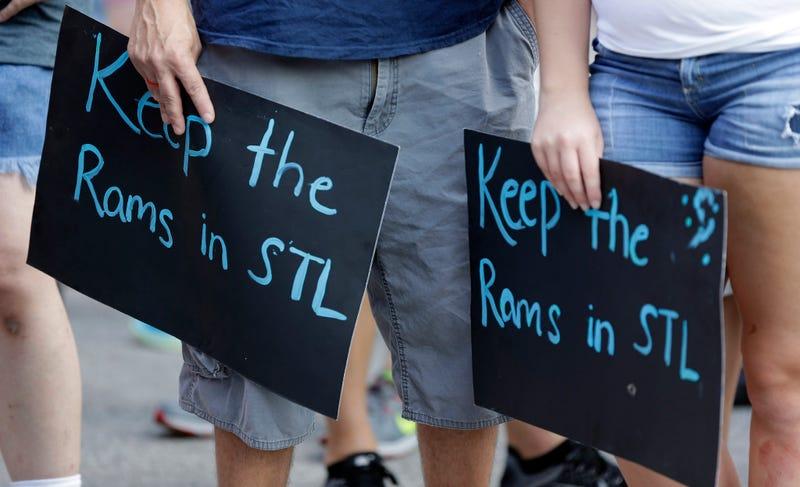 Illustration for article titled St. Louis Alderwoman Alleges Corruption In Rams Stadium Financing Vote