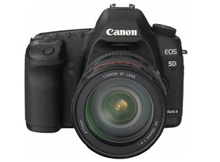 Canon 5D Mark II Officially Awesome: 21MP DSLR First to