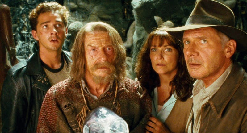 Illustration for article titled Why Kingdom of the Crystal Skull Could Actually Be a Good Thing For Indiana Jones