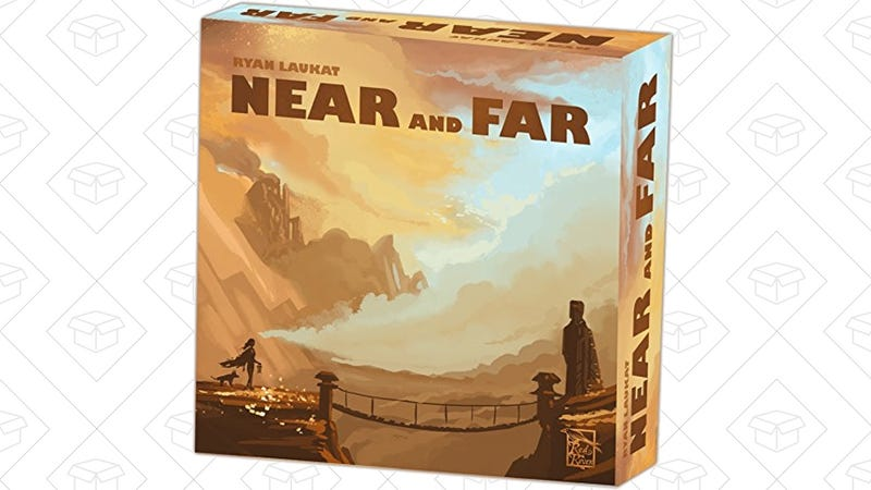 Near and Far Board Game | $45 | Amazon