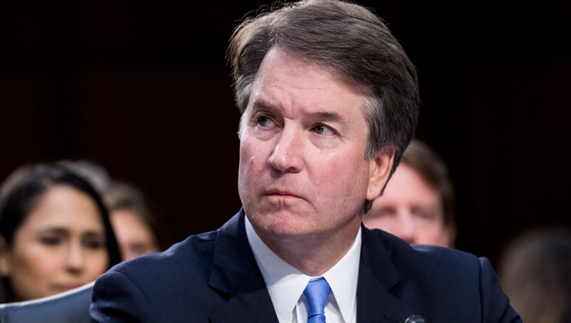Illustration for article titled Kavanaugh Surprised Senate Not Questioning Fact He Never Went To Law School