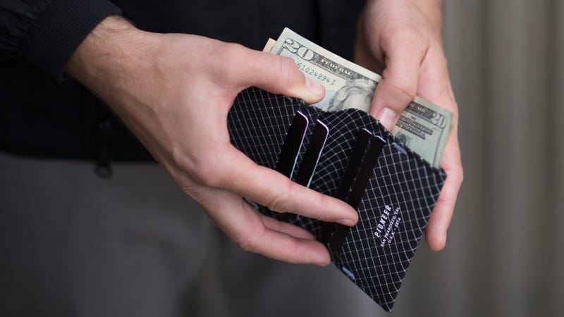 Illustration for article titled Get 20% Off These Indestructible Minimalist Wallets (From $50)