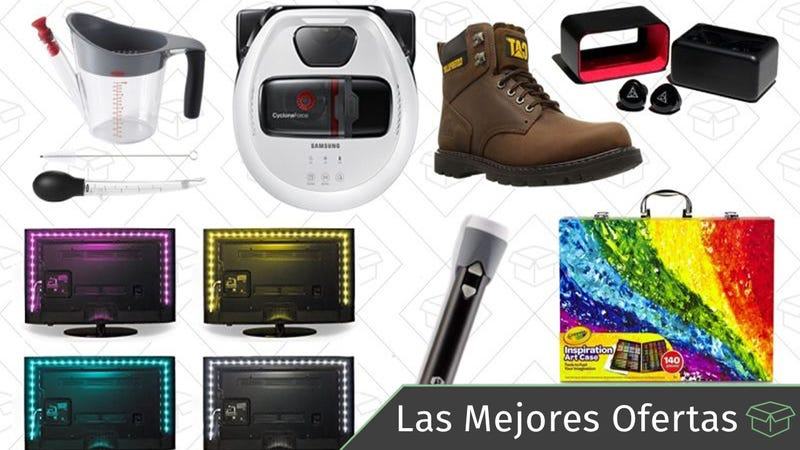 Illustration for article titled Las mejores ofertas de este martes: Tiras de luces, Amazon Music Unlimited, linterna especial y más