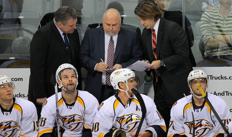 Illustration for article titled The Predators Just Earned Themselves A New Nickname