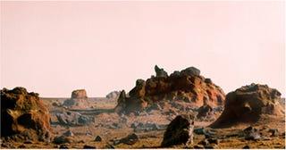 Illustration for article titled Life On Paprika Mars