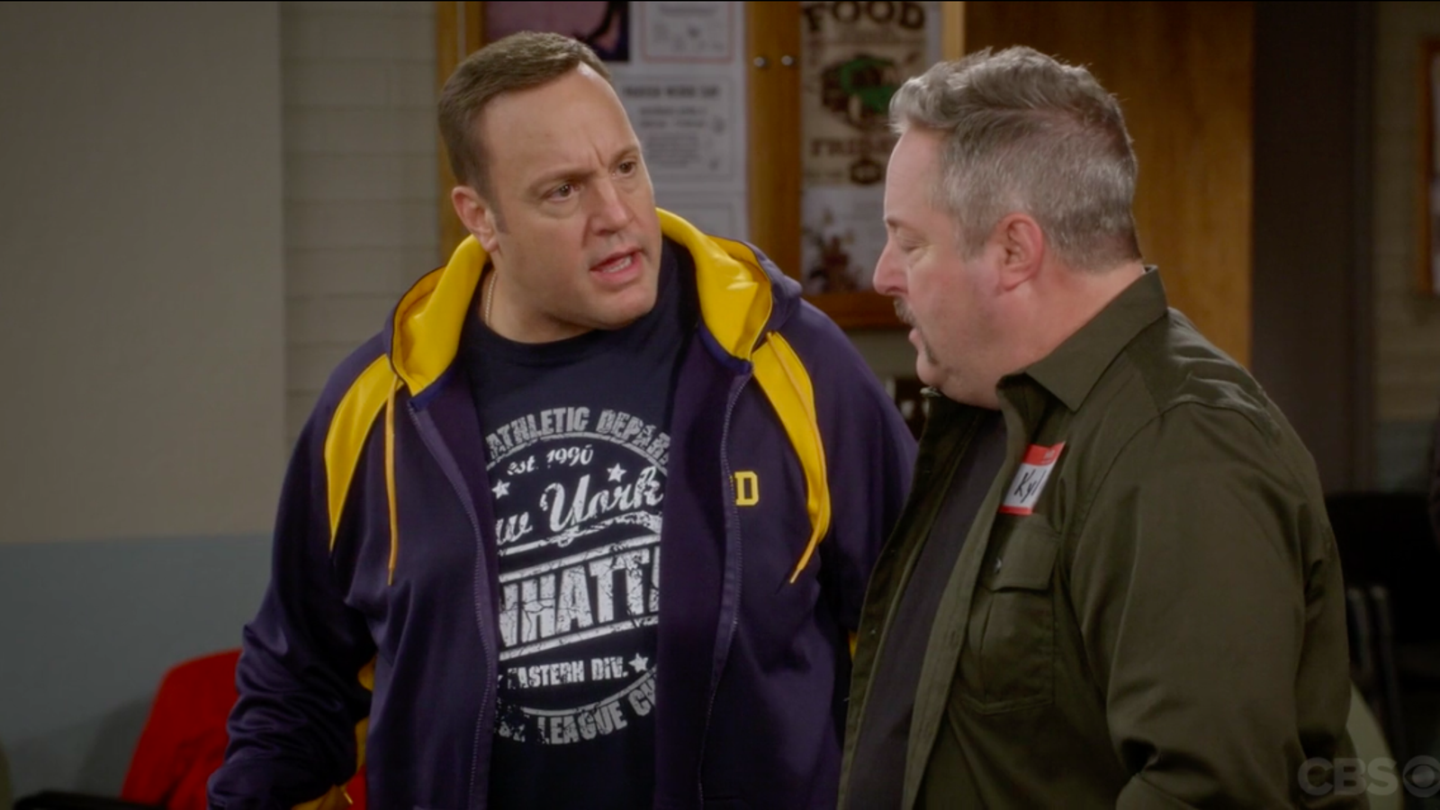 kevin can wait is now spiraling into an abyss of dead wife jokes