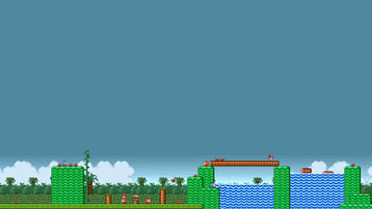 DesktopGaming Has Killer Retro Gaming Wallpapers