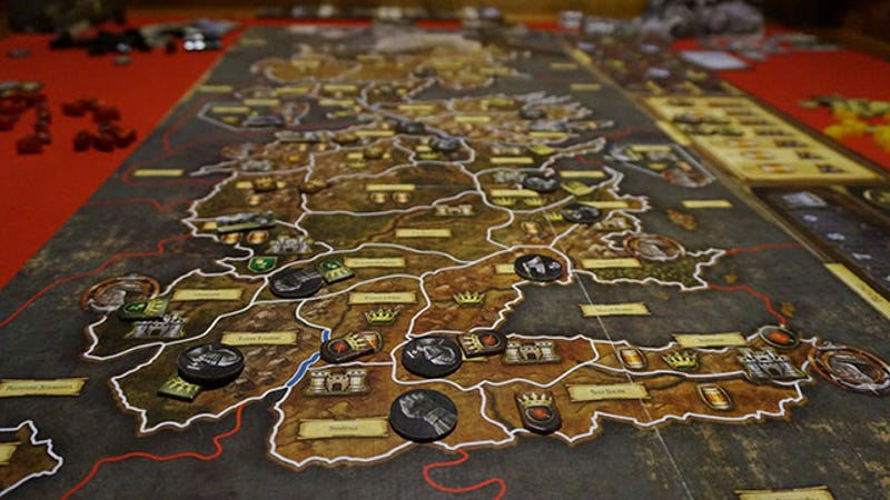 How To Win At Game Of Thrones  The Board Game