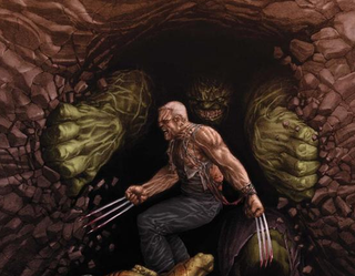 """Illustration for article titled Mark Millar's writing a sequel to the post-apocalyptic Wolverine tale """"Old Man Logan"""""""