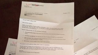 Illustration for article titled Verizon Confirms Paperless Billing by Mailing Four. Paper. Letters.