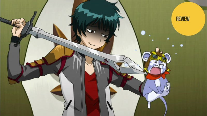 Illustration for article titled Ixion Saga DT's Second Half is Just as Funny as the First Half