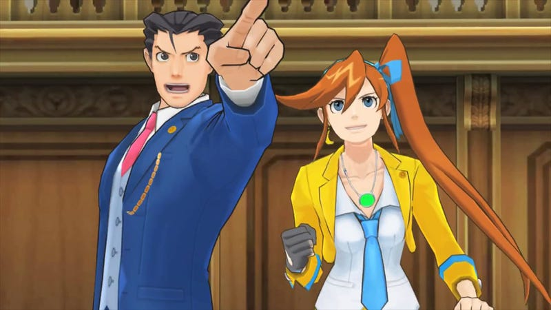 Illustration for article titled If You Like the Ace Attorney Series, You'll Like Dual Destinies