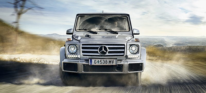 23fcfff4f4 Illustration for article titled Mercedes G-Class  The Ultimate Buyer  39 s