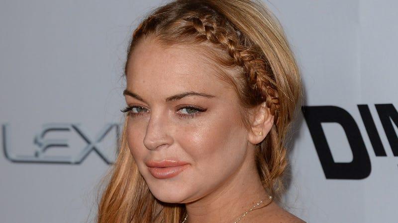 Illustration for article titled Lindsay Lohan 'Wasn't Surprised' by Dina's Drunk Driving Arrest