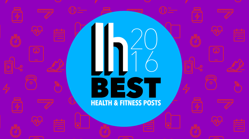 Most Popular Health and Fitness Posts of 2016