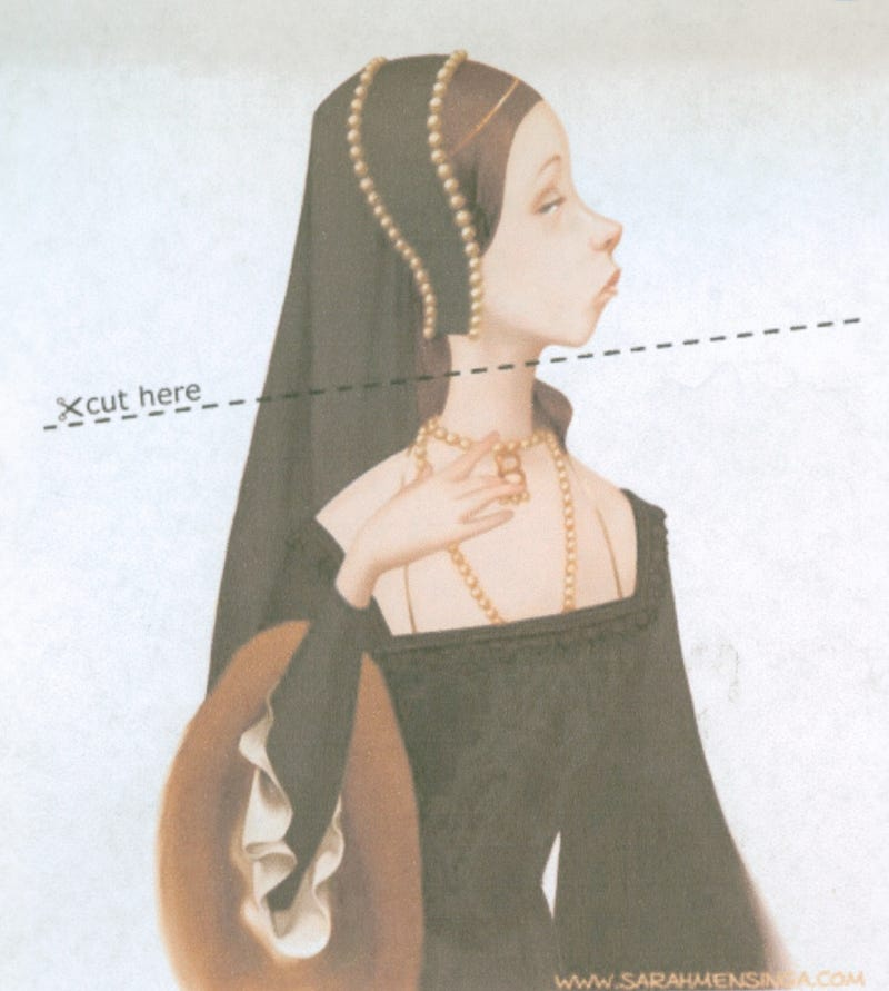 Illustration for article titled Never In Her Proper Place: The Feminism of Anne Boleyn