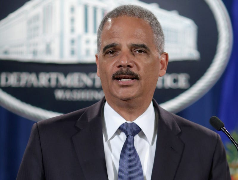 Illustration for article titled Eric Holder Announces Least Controversial Decision Of Tenure