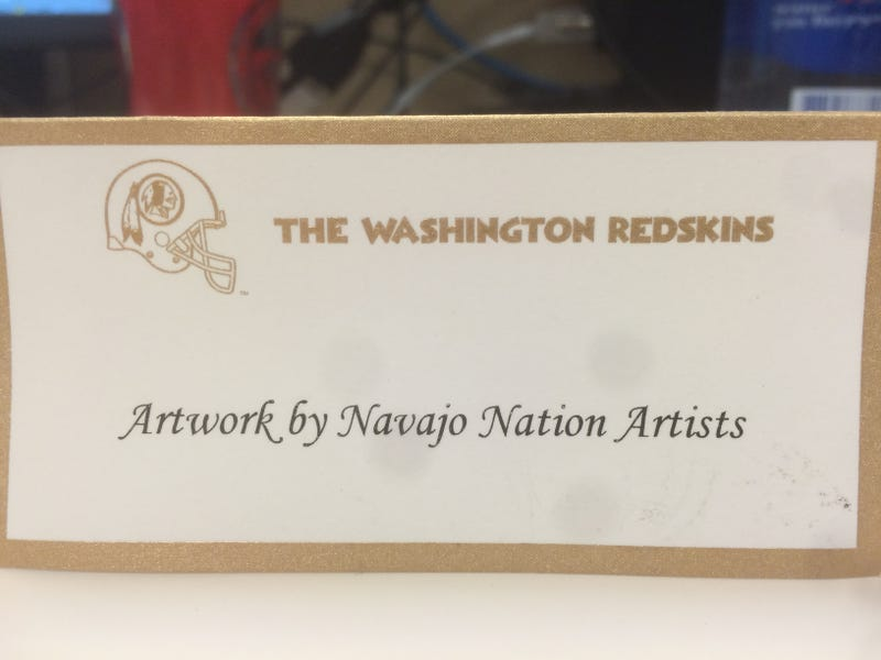 Illustration for article titled Washington Would Really Like You To Know About All Of Its Wonderful Navajo Art