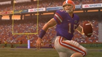 Illustration for article titled NCAA Football 10 Gets a Release Date — but Not for Wii