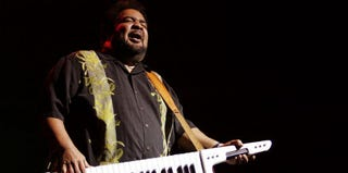 George Duke performing at the Standard Bank of Joy in 2007. (Gallo Images/ Getty Images)