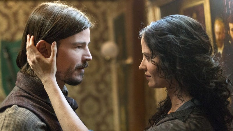 Josh Hartnett, Eva Green/Showtime