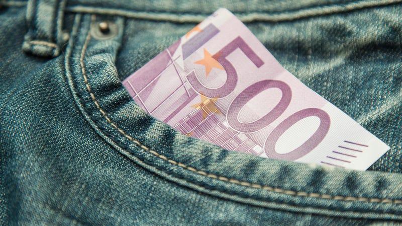 Illustration for article titled Adiós al billete de 500 euros: por qué planean retirarlo (y por qué hay gente en contra)