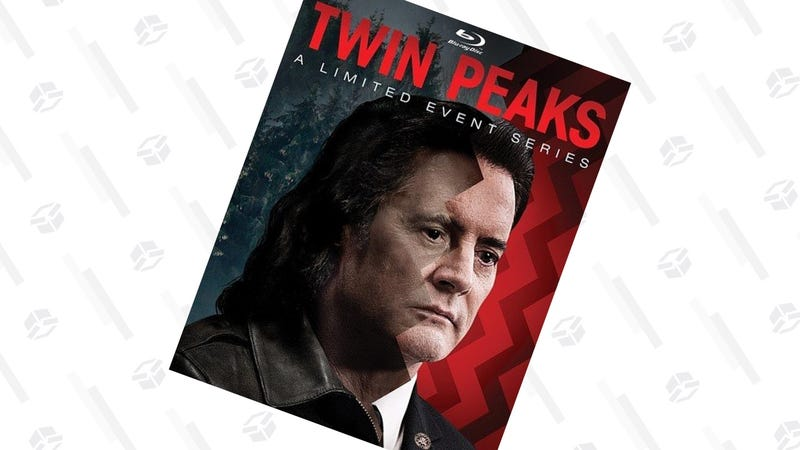 Twin Peaks: A Limited Event Series [Blu-ray] | $30 | Amazon