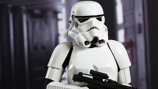 Illustration for article titled Hot Toys' latest is the most beautiful Stormtrooper ever made