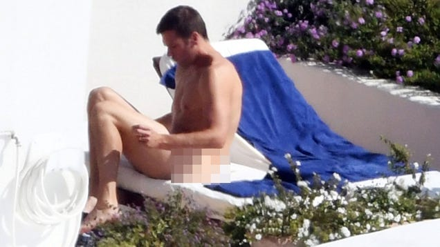 Tom Brady's Apparently Been Spending His Suspension Tanning His…
