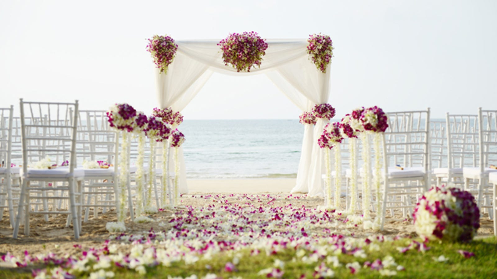 They Didn\'t Really Want You at Their Destination Wedding, Anyhow.