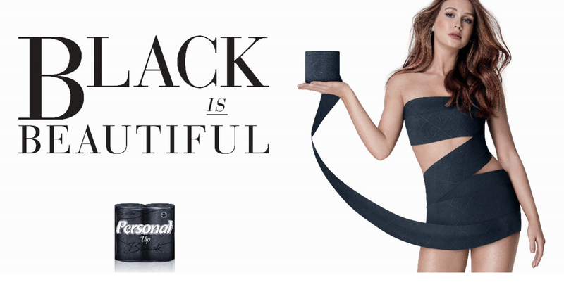 'Black is beautiful' advert for toilet paper sparks outrage in Brazil