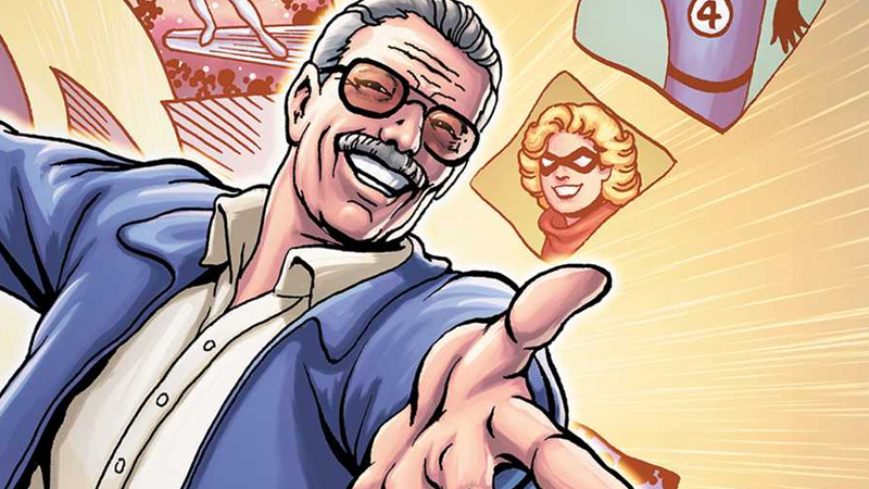 Leonardo DiCaprio would like to play Stan Lee in a biopic